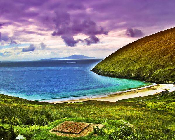 Bill Cannon - Keem Bay - Ireland