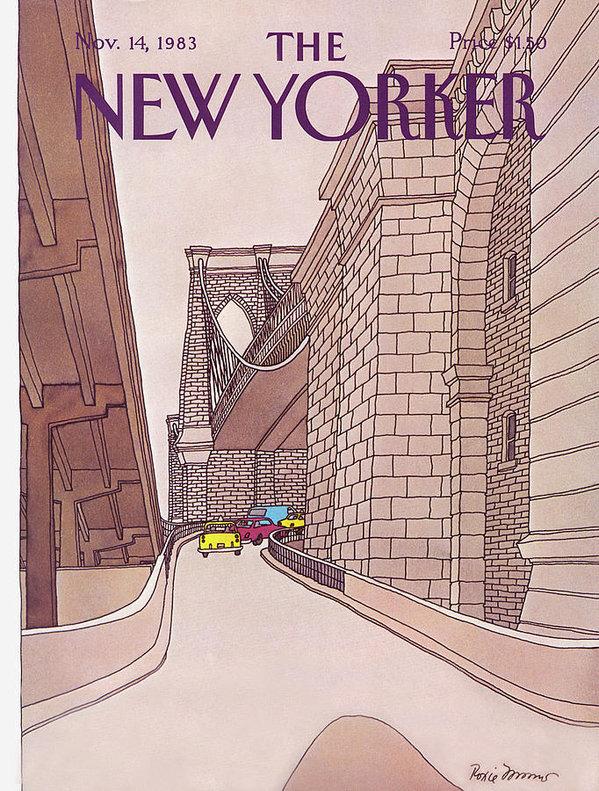 Roxie Munro - New Yorker November 14th, 1983