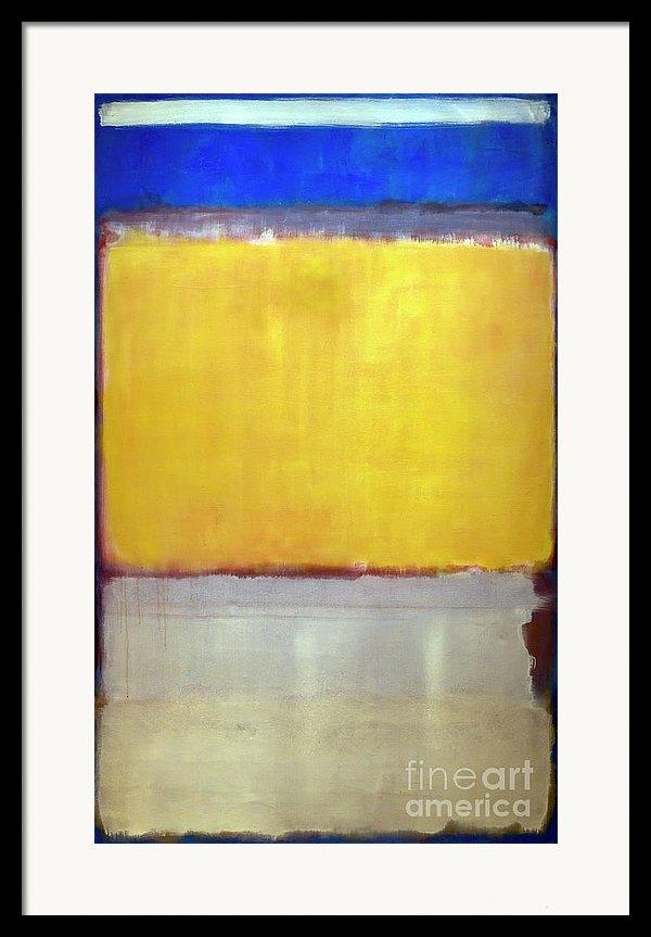 Peter Barritt - No.10, Mark Rothko, 1950,