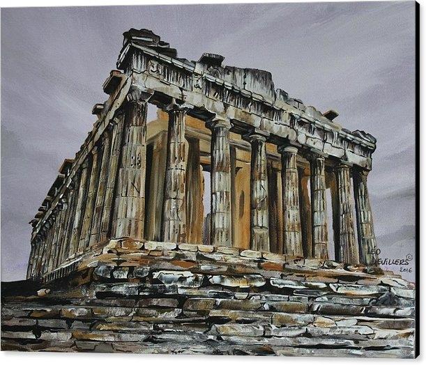 Leo Devillers - The Parthenon