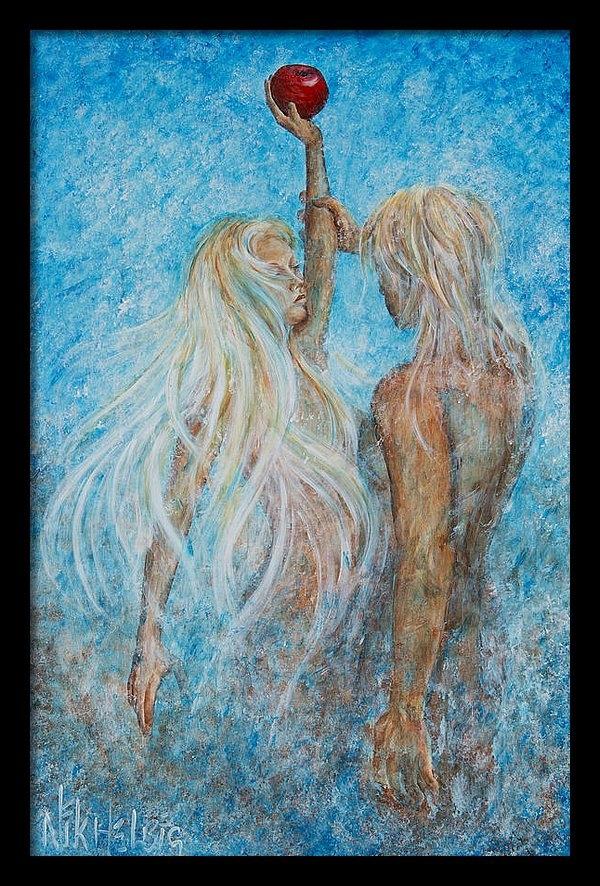 Nik Helbig - Adam and Eve