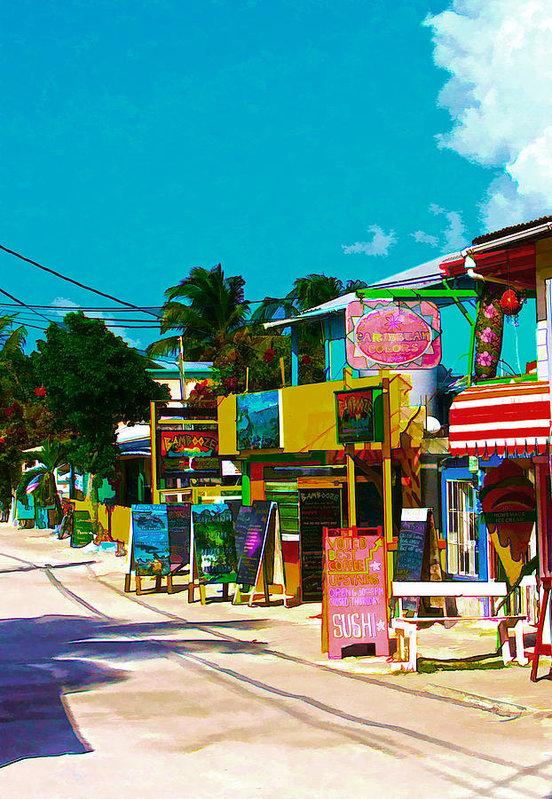 Lee Vanderwalker - Caye Caulker Belize