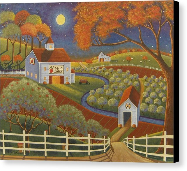 Mary Charles - Apple Cider Hill