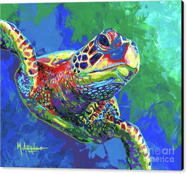 Maria Arango - Giant Sea Turtle