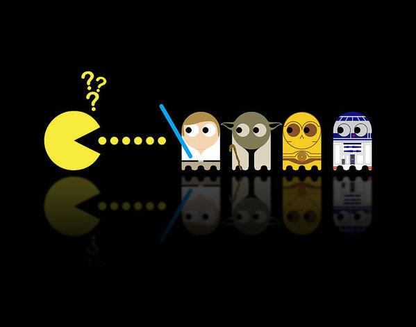 NicoWriter - Pacman Star Wars - 3