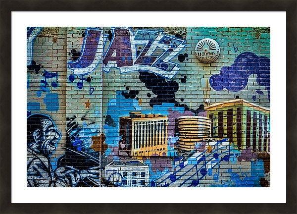 Steven Bateson - Kansas City Jazz Mural