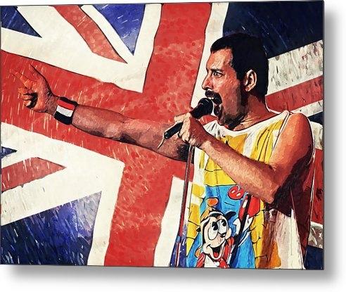 Taylan Apukovska - Freddie Mercury