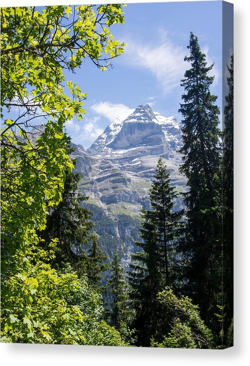 Kaleidoscopik Photography - The Eiger Glimpsed