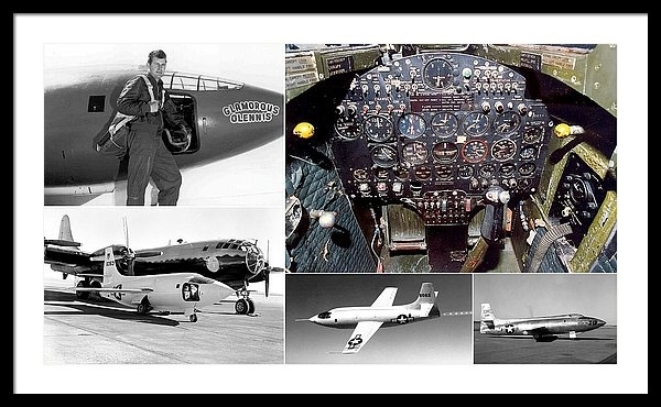 Don Struke - Chuck Yeager and the Bell X-1 Rocket Plane