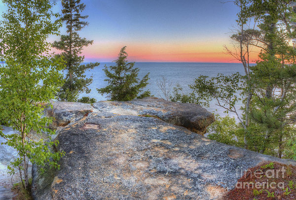 Twenty Two North Photography - Miners Castle at Pictured Rocks