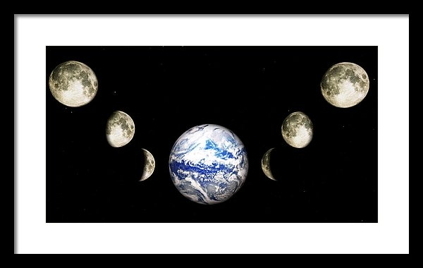 Bob Orsillo - Earth and phases of the Moon