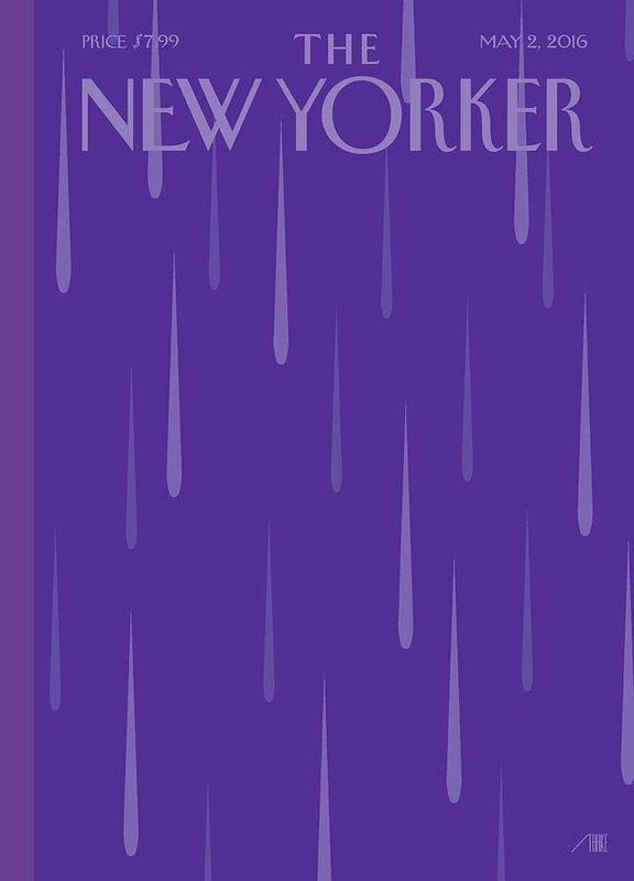 Bob Staake - Purple Rain