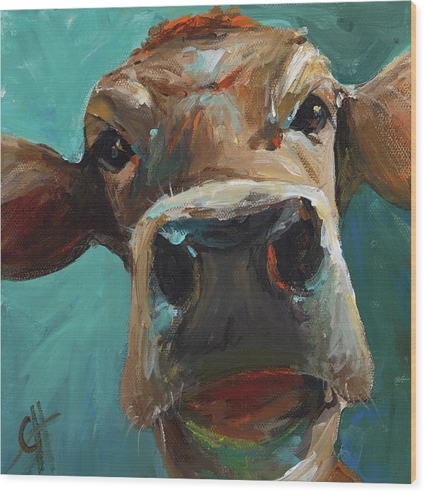 Cari Humphry - Elise the Cow