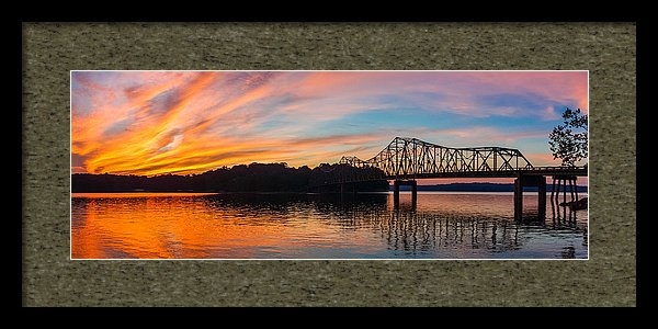 Michael Sussman - Browns Bridge Sunset