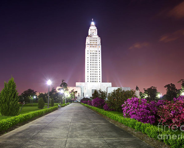 Denis Tangney Jr - Louisiana State Capitol