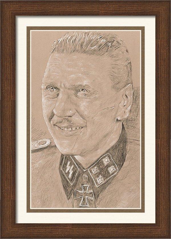 Dennis Larson - Otto Skorzeny