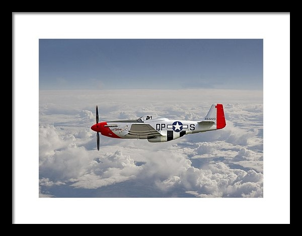 Pat Speirs - P51 Mustang Gallery - No4