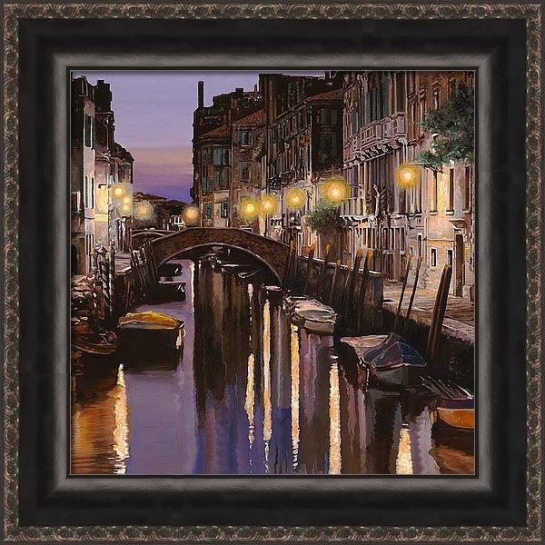 Guido Borelli - Venezia al crepuscolo