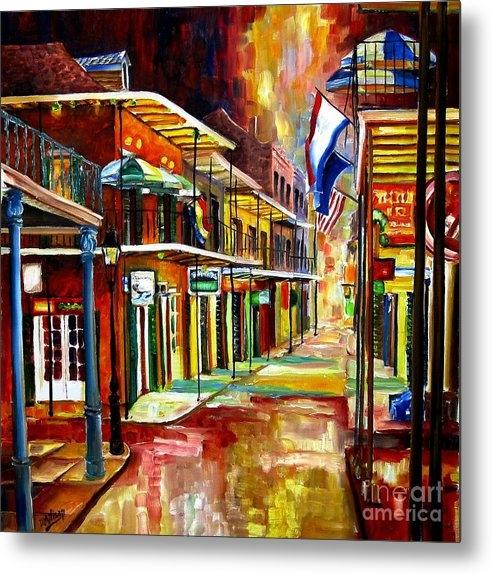 Diane Millsap - Bourbon Street Lights