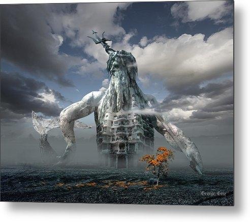 George Grie - Inadvertent Metamorphosis or King of my Castle