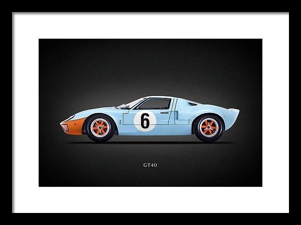 Mark Rogan - The GT40