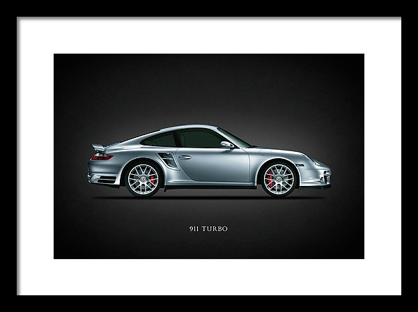 Mark Rogan - Porsche 911 Turbo