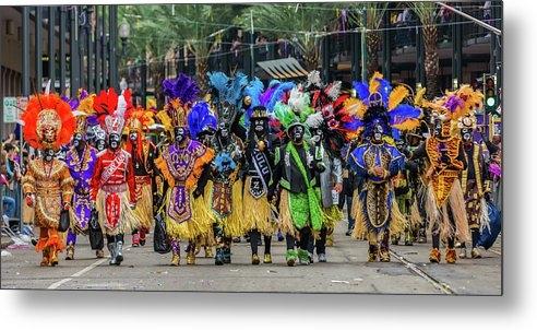 Tom Pumphret - New Orleans Krewe of Zulu