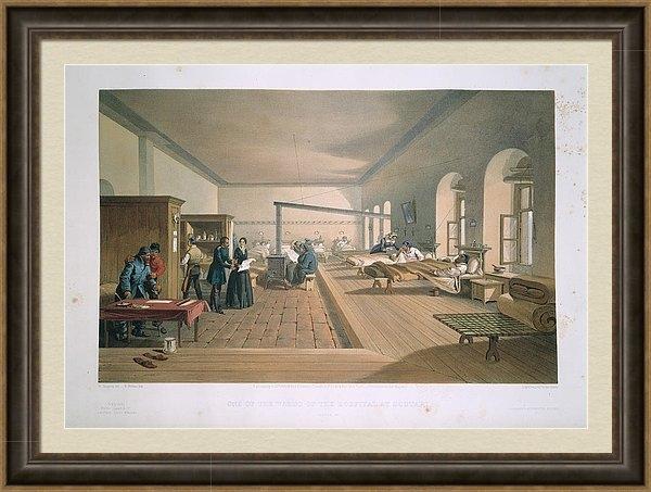 British Library - Scutari Hospital Ward