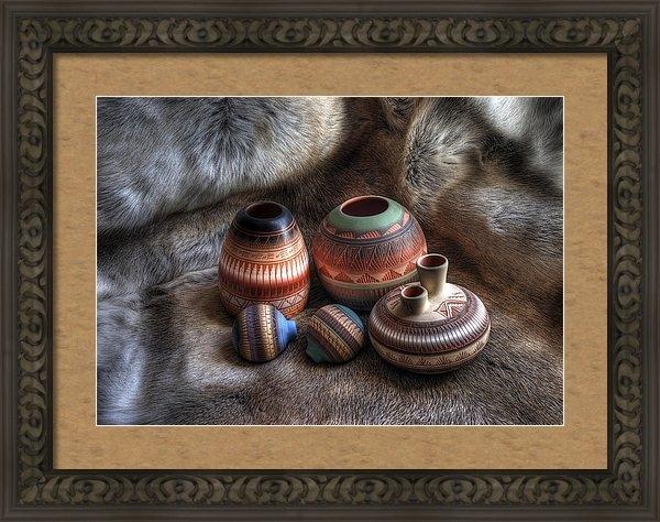 Merja Waters - Navajo Pottery