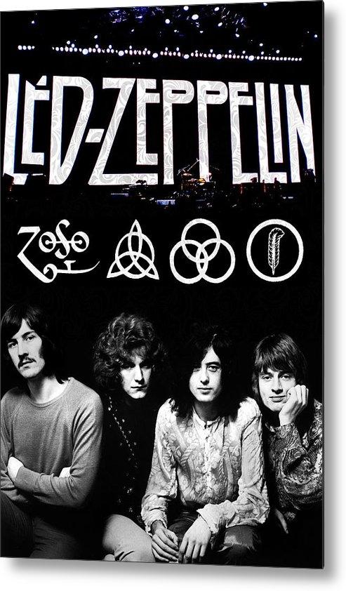 FHT Designs - Led Zeppelin