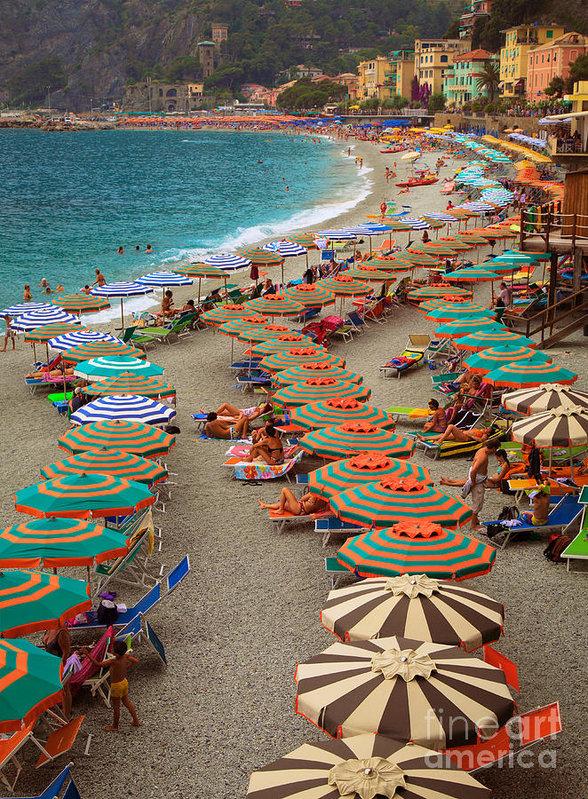 Inge Johnsson - Monterosso Beach