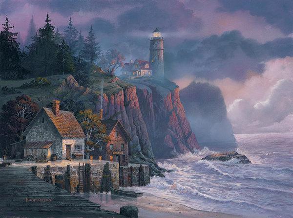 Michael Humphries - Harbor Light Hideaway