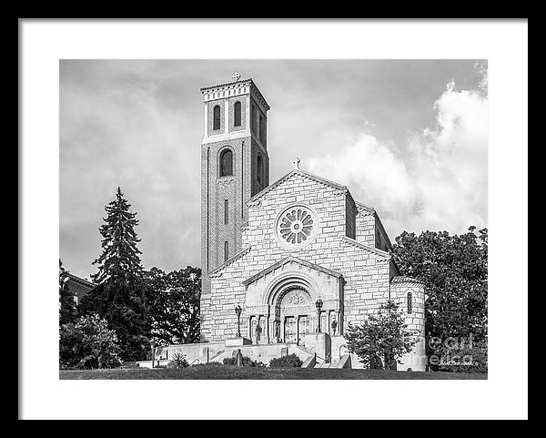 University Icons - St. Catherine University Our Lady of Victory Chapel