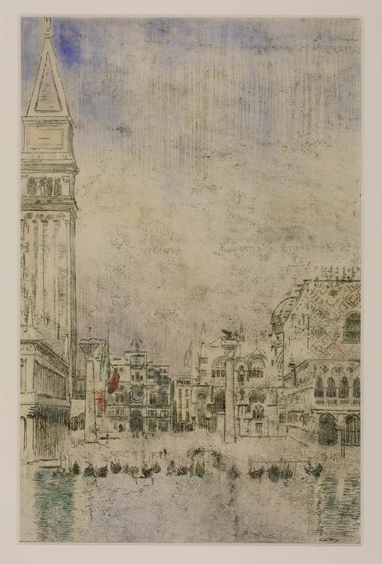 MotionAge Designs -  The Piazzetta and the Old Campanile