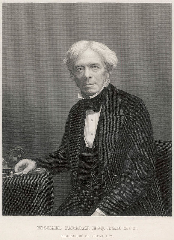 Mary Evans Picture Library - Michael Faraday English Chemist