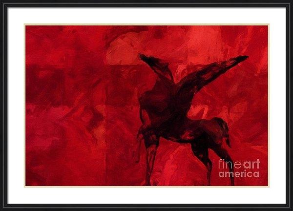 Lutz Baar - Pegasus Red