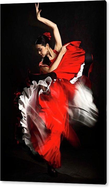 Andrea Mazzocchetti - Flamenco Dancer - 01