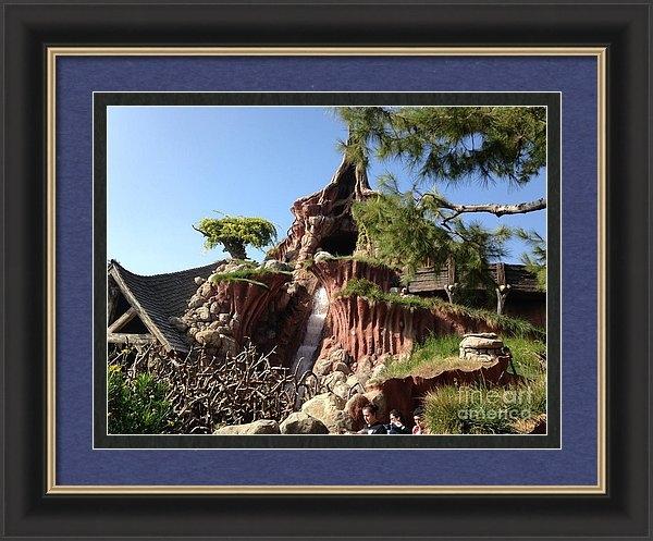 Stephen Pearson - Splash Mountain Disneyland
