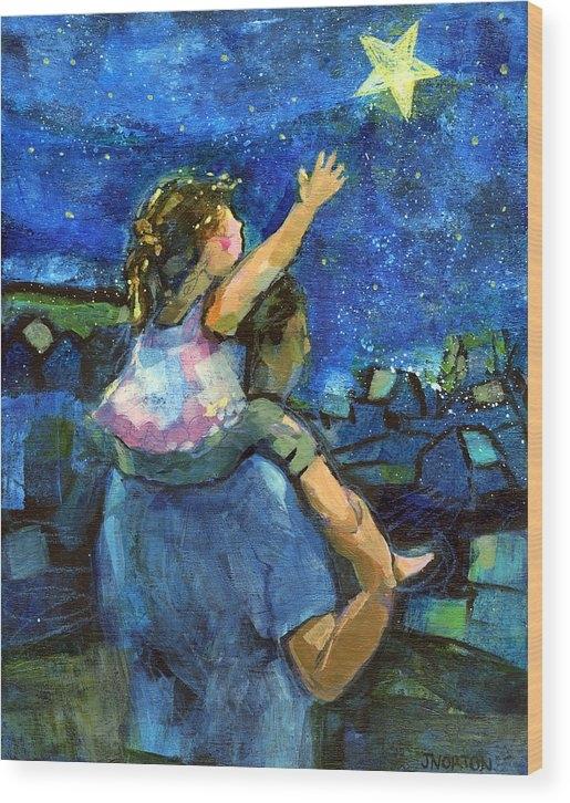 Jen Norton - Reach for the Stars