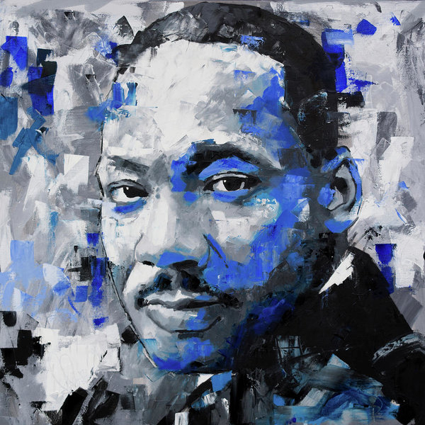 Richard Day - Martin Luther King Jr