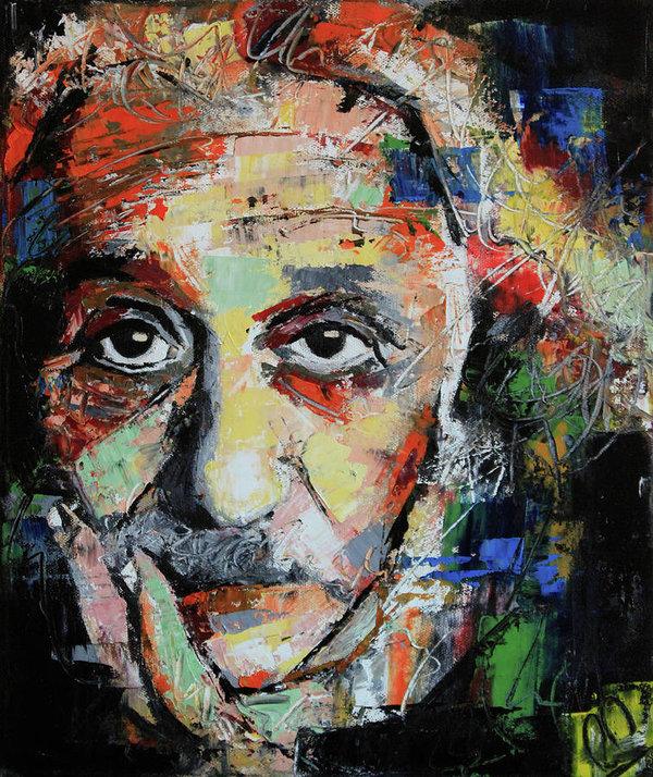 Richard Day - Albert Einstein