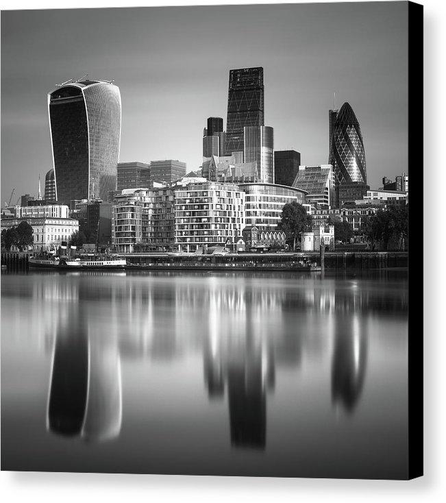 Ivo Kerssemakers - London Financial District