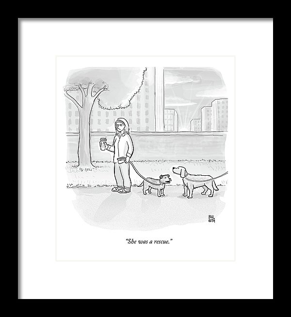 Paul Noth - One Dog Talks To Another