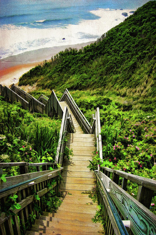 Lourry Legarde - Block Island