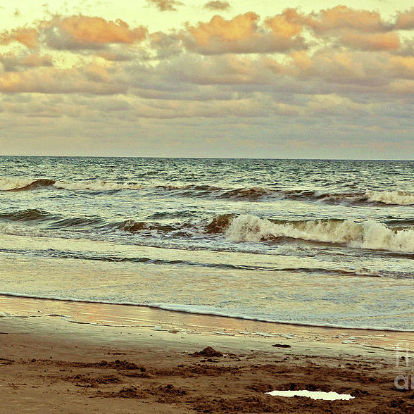 Lydia Holly - Afternoon Beach Reflections 3
