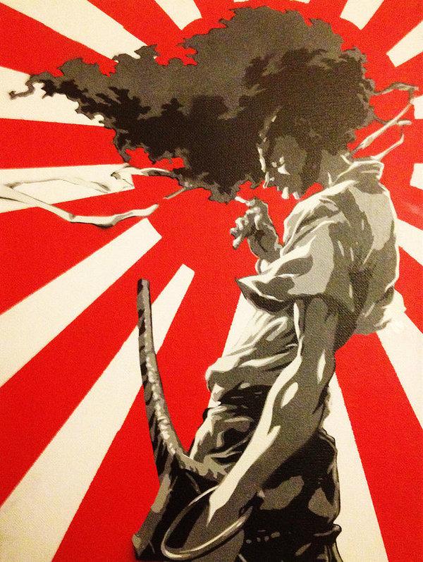 Chris Lindmark - Afro Samurai