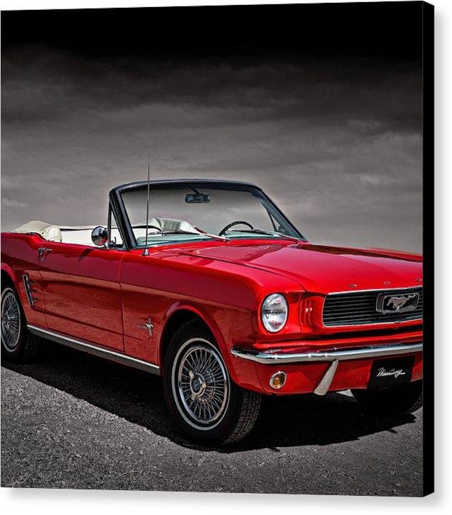 Douglas Pittman - 1966 Ford Mustang Convertible