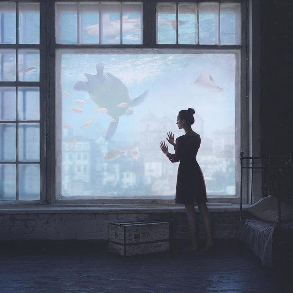 Anka Zhuravleva - Aquatic