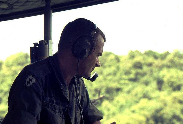 Norman Johnson - Lieutenant Colonel Gannon