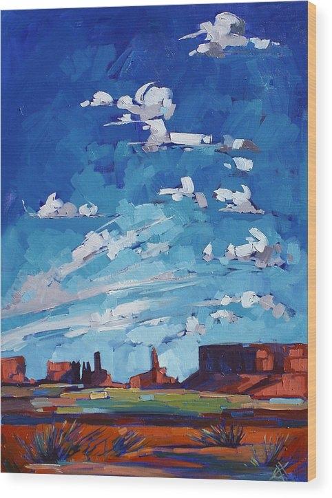 Erin Hanson - Monument Sky